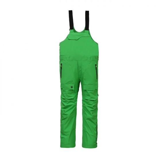 Capt Sig's Bering High waist bukse Grønn str XS