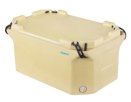 SÆPLAST 70 isolert plastcontainer