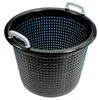 Fiskekurv / rekekorg 44L svart
